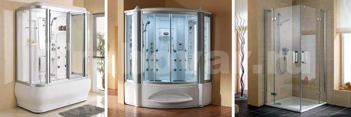 Сборка и установка душевой кабины с подключением в ванной, на кухне СПб