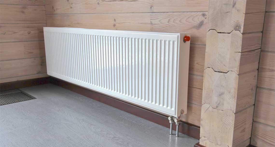 Замена стальных радиаторов отопления в СПб от Трубовар